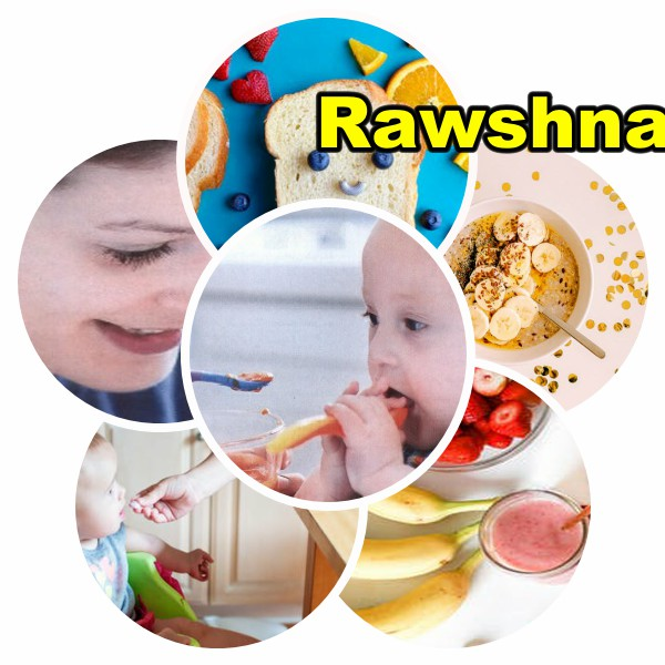 الوجبات الغذائية الصلبة هي افضل الوجبات الغذائية للاطفال الرضع