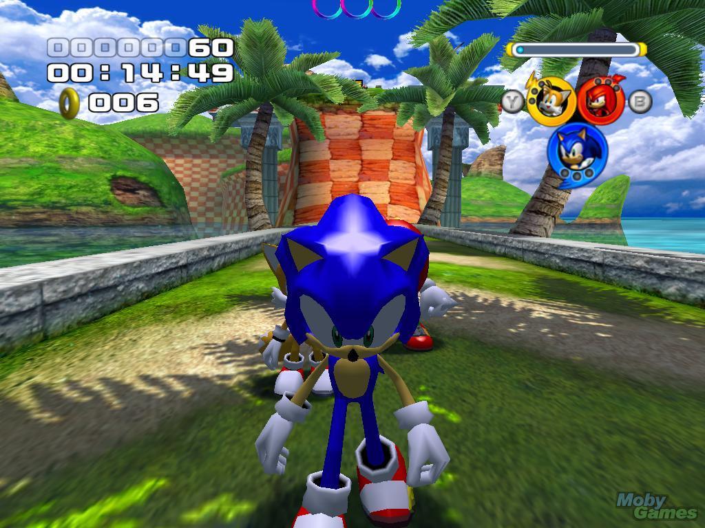 تحميل لعبة sonic riders كاملة برابط واحد من ميديا فاير