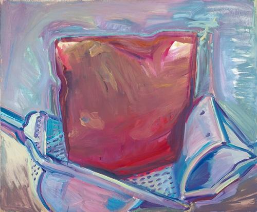 by Maria Lassnig - Schiacciapatate - 1989