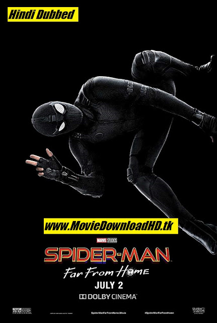[moviedownloadhd.tk]Spider-Man Far from Home 2019 Hindi Dubbed Full Movie Download
