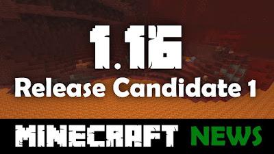Minecraft JAVA EDITION: 1.16 RELEASE CANDIDATE ( JAVA EDITION: 1.16 BÜLTEN ADAYI)