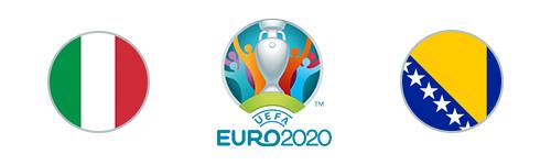 موعدنا مع  مباراة ايطاليا والبوسنة والهرسك  بتاريخ11-06-2019 التصفيات المؤهلة ليورو 2020