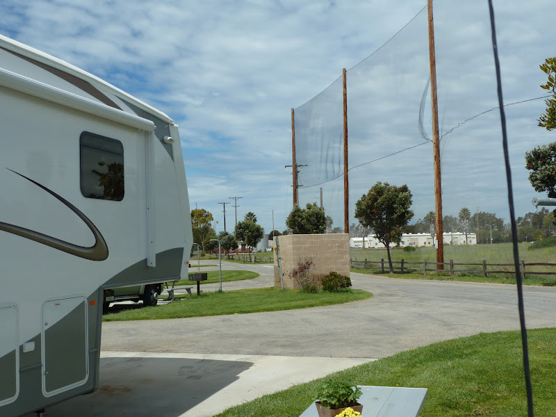 Traveling In Our 5th Wheel Point Mugu Amp Port Hueneme Rv Parks