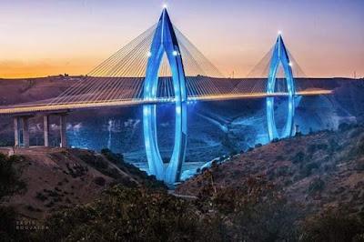 بحث  حول موضوع جسر محمد السادس