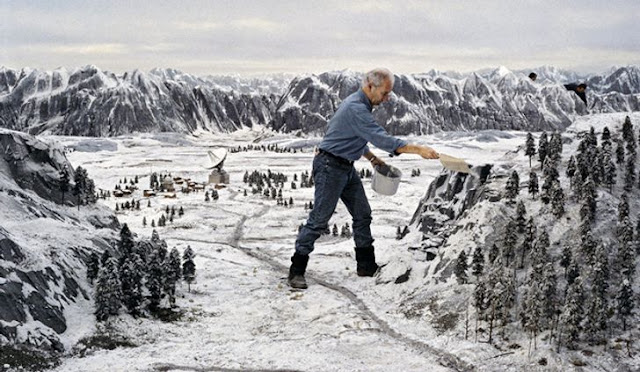 6 This Famous Film Turned Out to be Using Miniature Sets