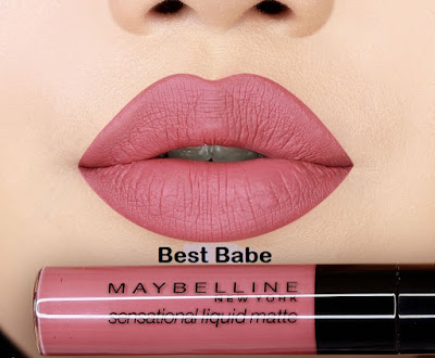 Best Babe (Mauve Pink)