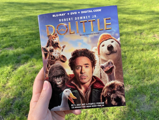 Dolittle - Now Available on Blu-Ray, DVD and Digital!