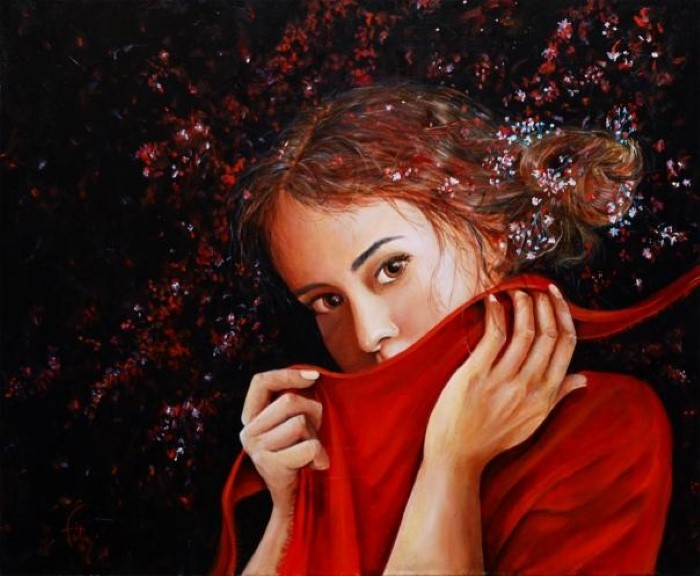 Французский художник.