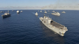 Denmark Pimpin Kapal-kapal Perang NATO