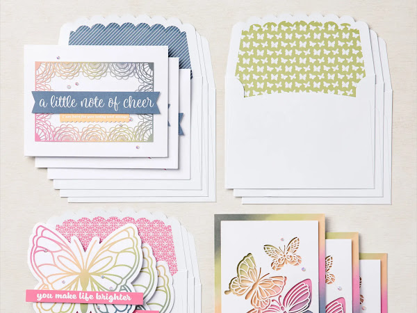 Notes of Cheer Card Kit | Kits Collection by Stampin' Up!