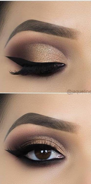 Eyeshadow Ideas - These Are The 10 Best Glamor Eyeshadow Ideas And Eyeshadow Basics Everyone Must Know! Part 9