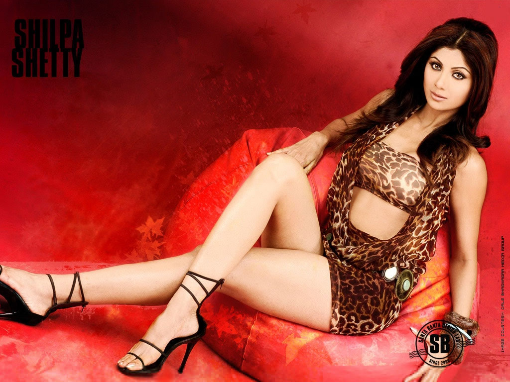 Bollywood Celebrities Shilpa Shetty Hot, Sexy Wallpapers-1492