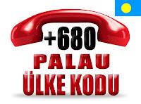 +680 Palau ülke telefon kodu