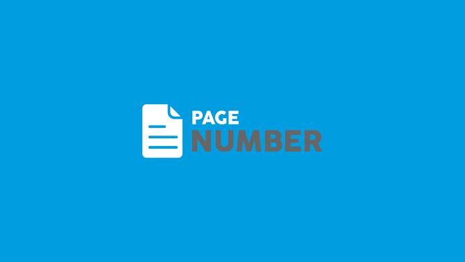 Cara Memberikan Nomor Halaman yang Berbeda Tempat di Microsoft Word
