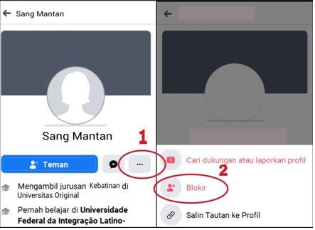 Cara Atur 3 Fitur Facebook Bantu Move On