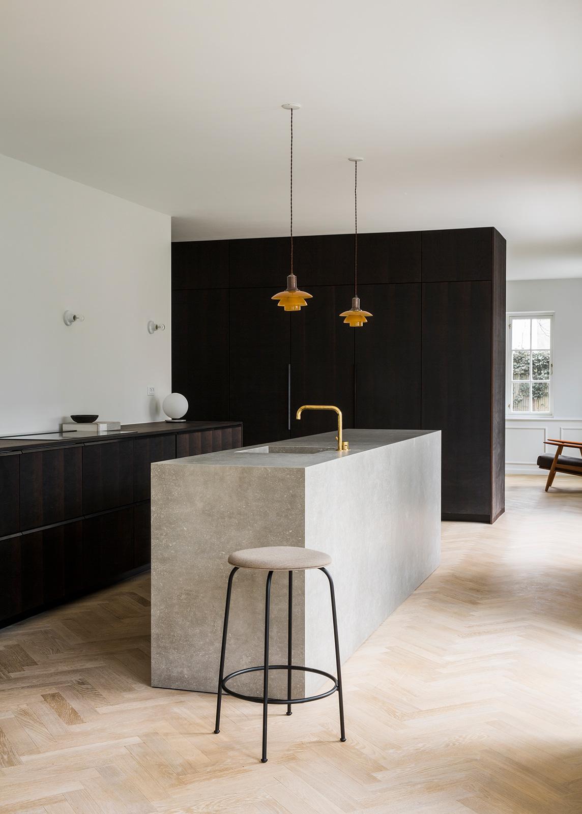 ilaria fatone - minimal esthetics - kitchen