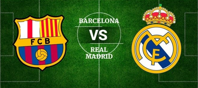 BARÇA-RealMadrid, 6 de mayo, 2018 - Official Website - BenjaminMadeira