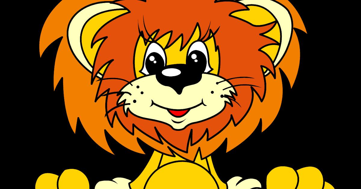 Картинки из мультиков львенок
