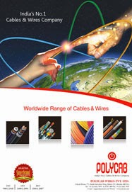 wires and cables manufacturers in india