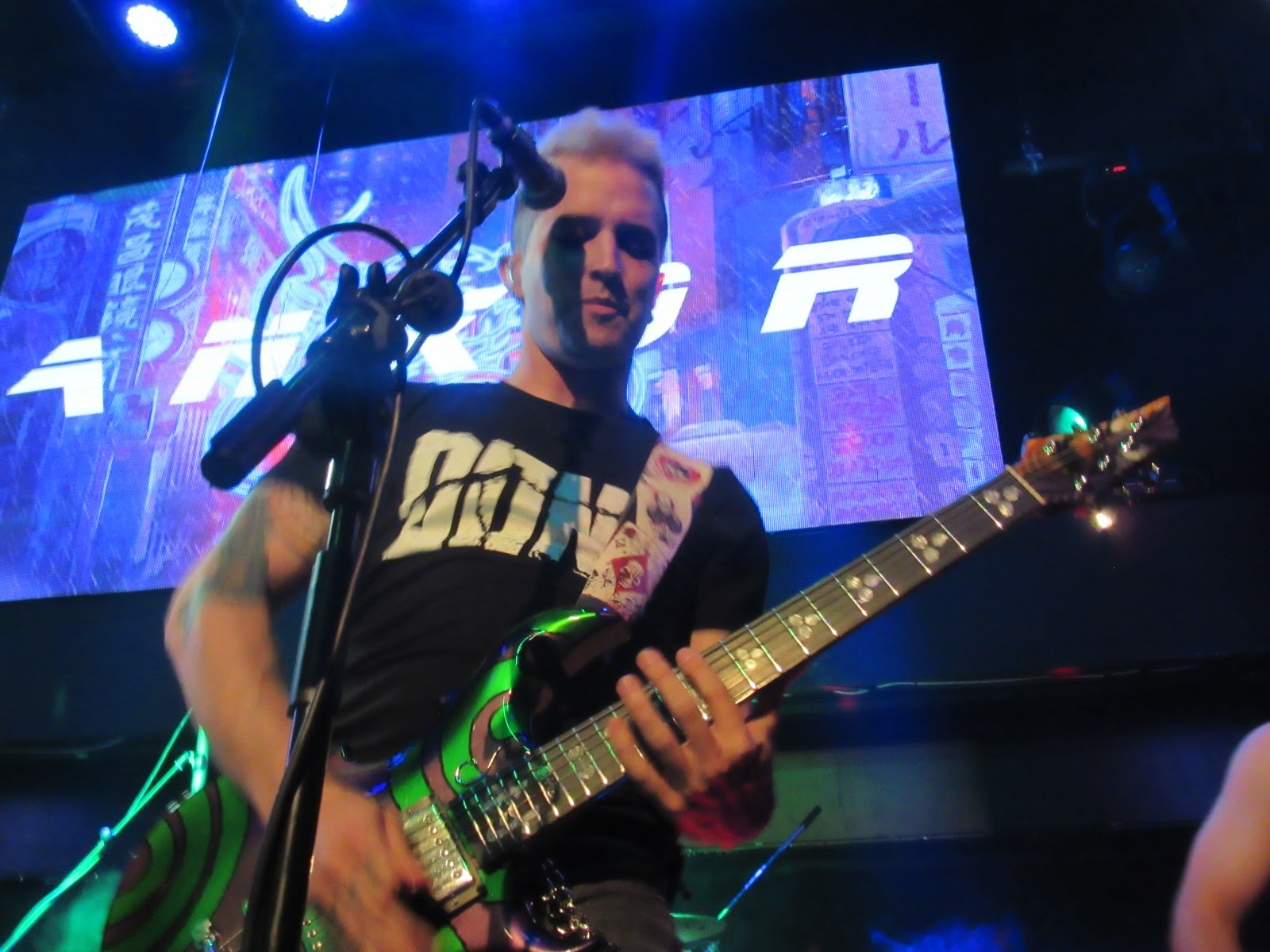 Ankor guitarrista