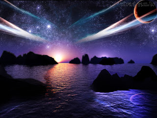 Resultado de imagem para o céu estrelado