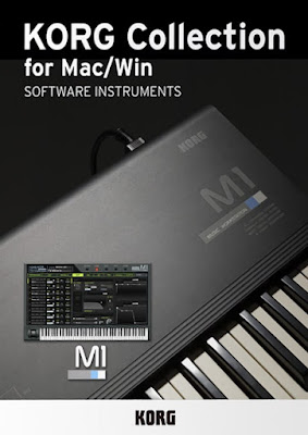 Cover do plugin KORG - M1 v2.2.1