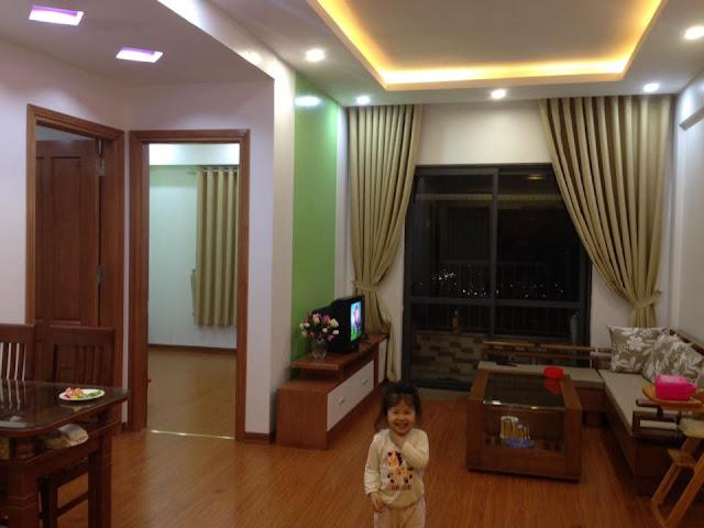 Căn hộ chung cư Thăng Long CAPITAL