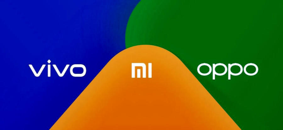 Smartphone maker Xiaomi, Oppo and Vivo have formed a good partnership for their users.