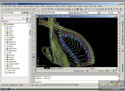 Download AutoCAD Civil 3D 2008 FREE [FULL VERSION]