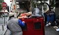 Εργαζόμενος στην καθαριότητα εγκλωβίστηκε ανάμεσα σε αυτοκίνητο και απορριμματοφόρο