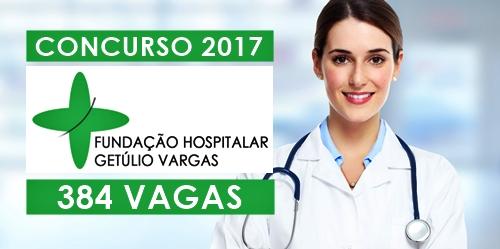 Apostila Concurso FHGV 2017