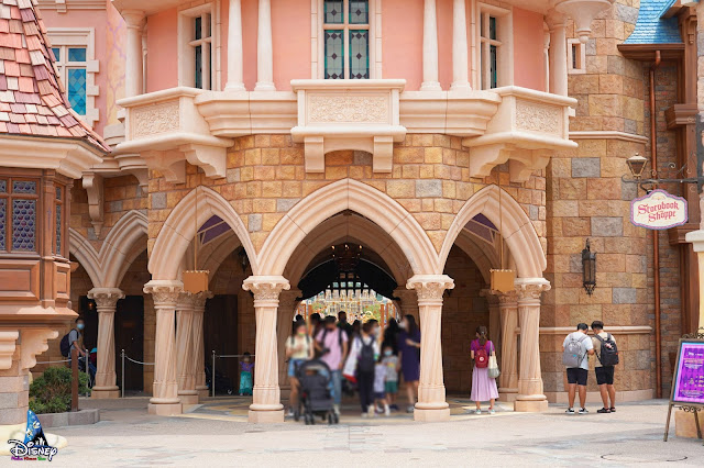 Hong-Kong-Disneyland- Refurbishment-Updates-Late-March-2021, HKDL粉飾工程記錄2021年3月下旬號
