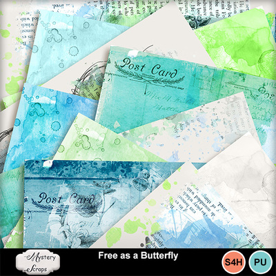 1 Week only ! Free as a Butterfly !
