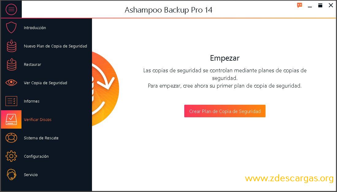 Ashampoo Backup Pro 14 Full Español