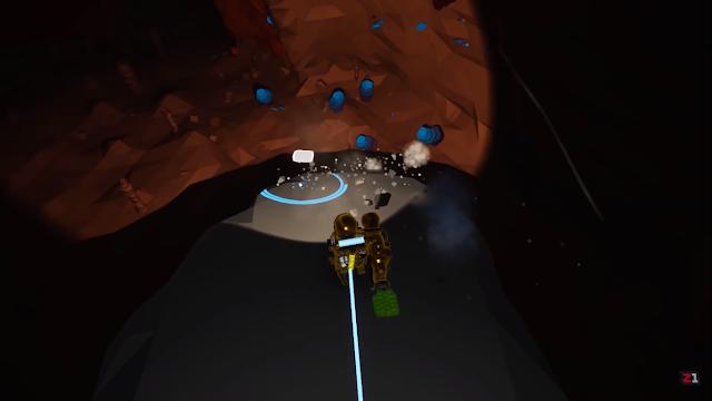 Screenshot Gameplay Astroneer