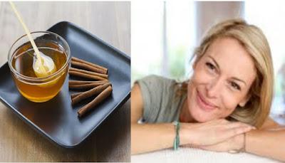 La combinaison de la cannelle et du miel contre le vieillissement prématuré