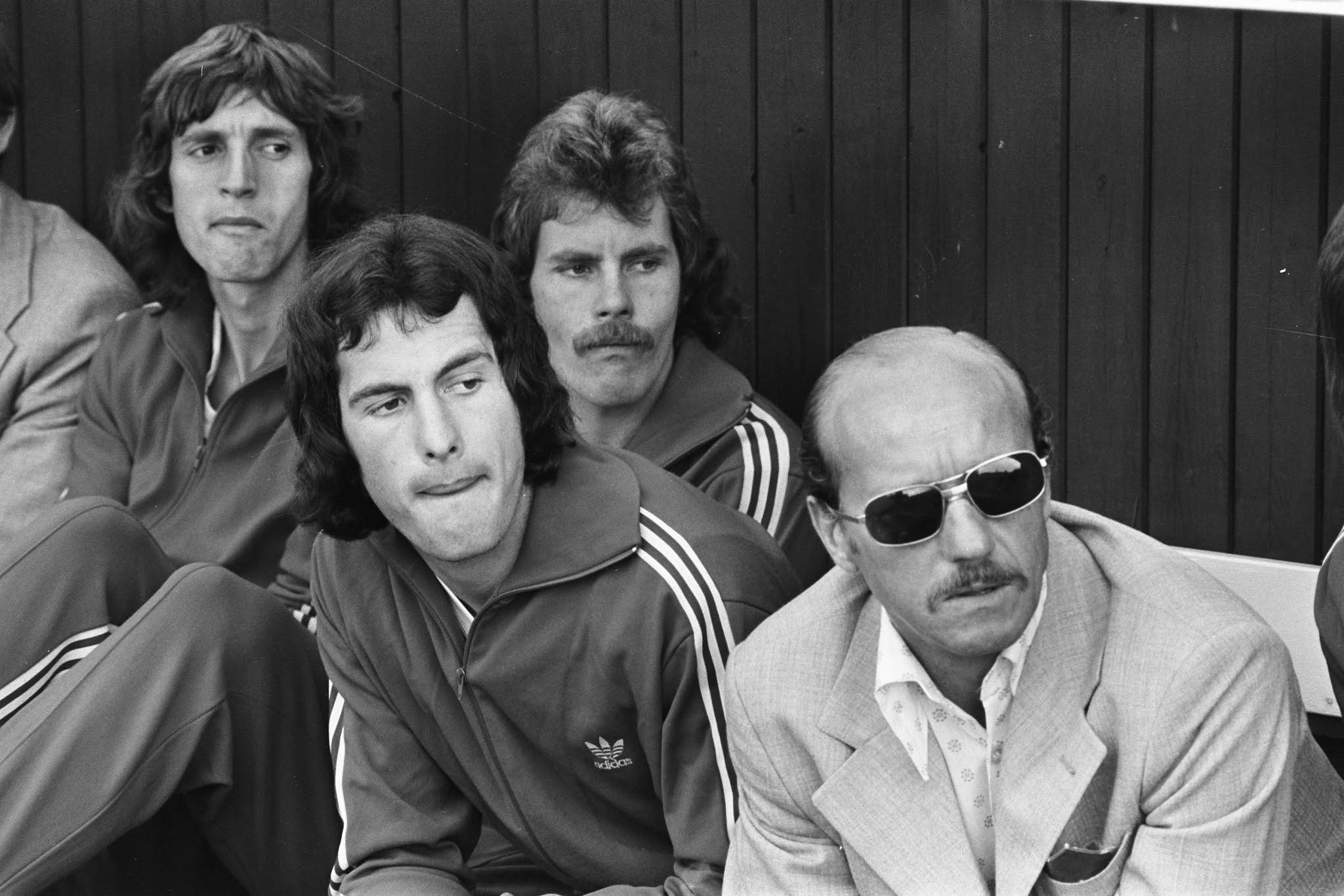 Geoff Wegerle, Steve Wegerle en Antoni Brzeżańczyk