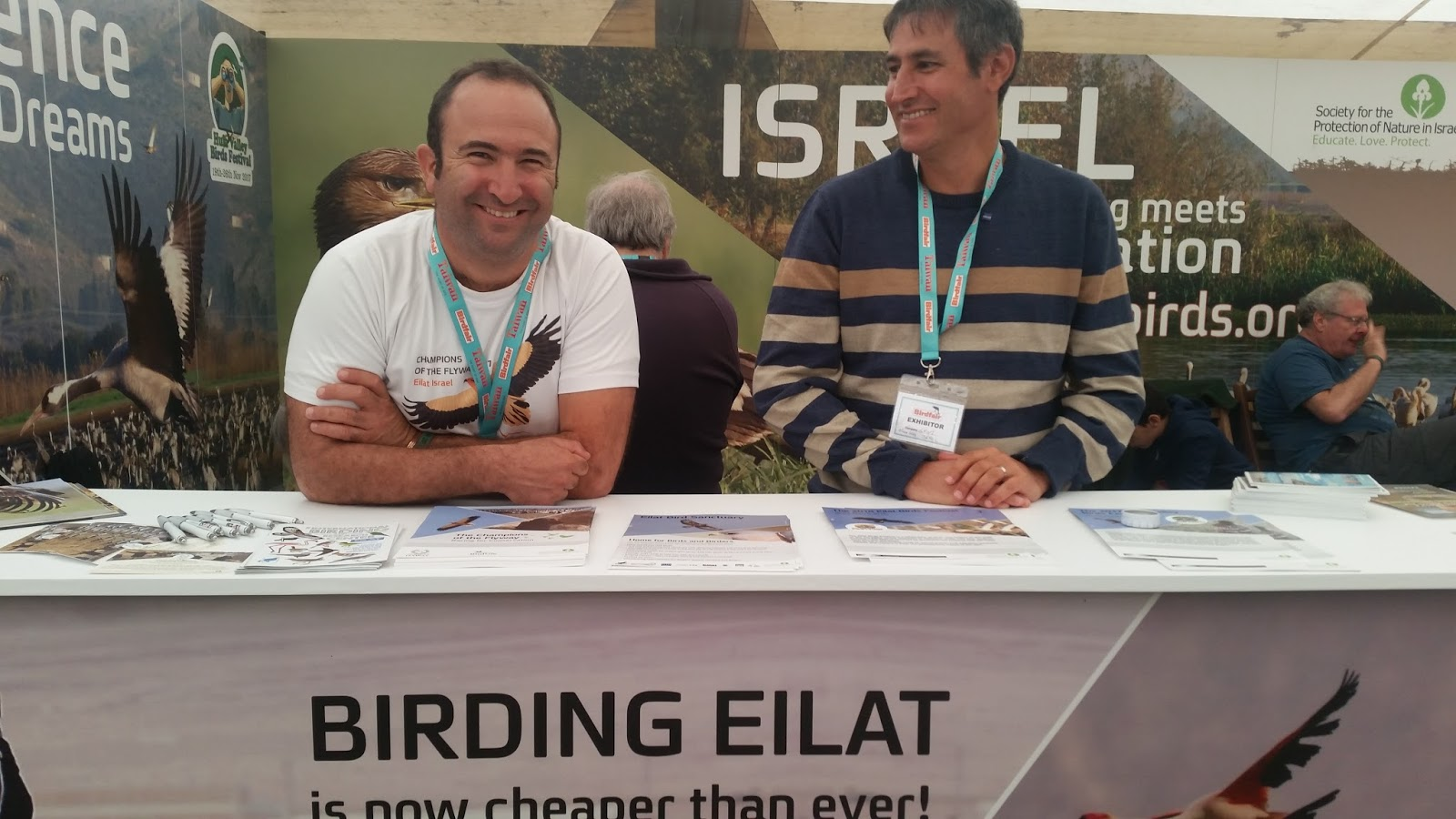 Yoav Perlman - birding, science, conservation, photography