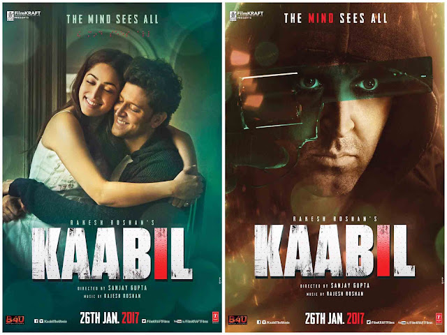 Kaabil Movie Review Rating