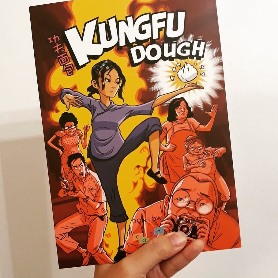 KUNGFU DOUGH