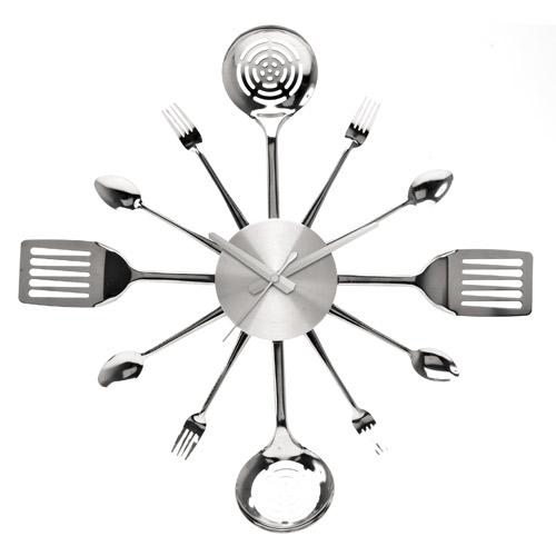 pendule murale de cuisine design