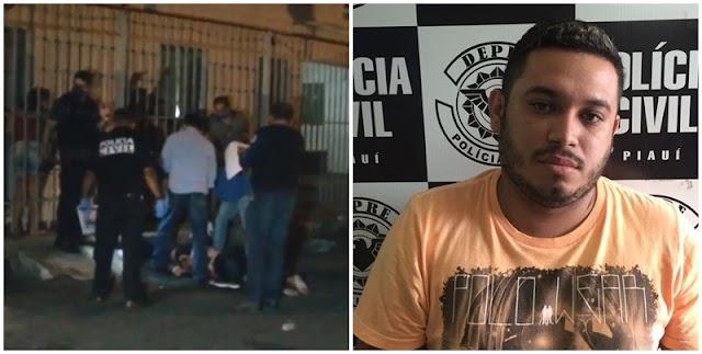 Homem é morto a tiros, quando participava de festa na casa da namorada no Piauí