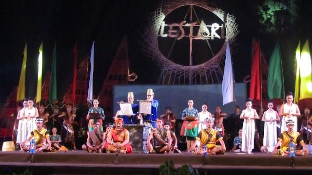 Terjebak Ikrar Mapageh Sang Watu Kulumpang di Festival Sindoro Sumbing