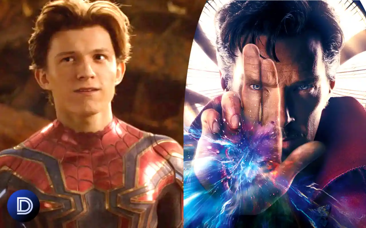 MCU Spider Man 3: Tom Holland and Benedict Cumberbatch First Look will out in This Month