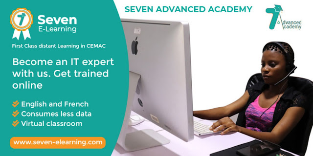 Seven Advanced Academy: First E-learning Site in Cameroon1