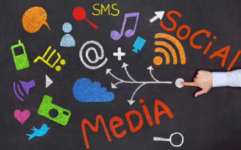 How To Make Awesome Social Media Content - infographic