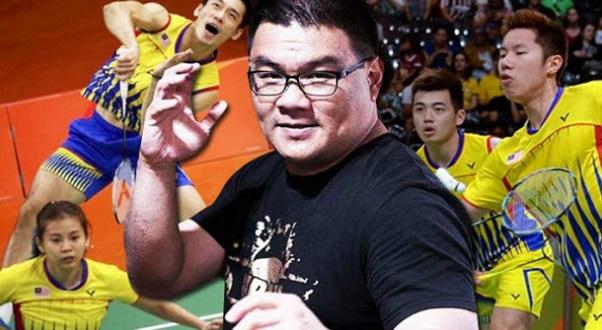 'Tanpa Kaum Cina Malaysia Tidak Akan Menang Pingat Pada Sukan Olimpik' - Hew Kuan