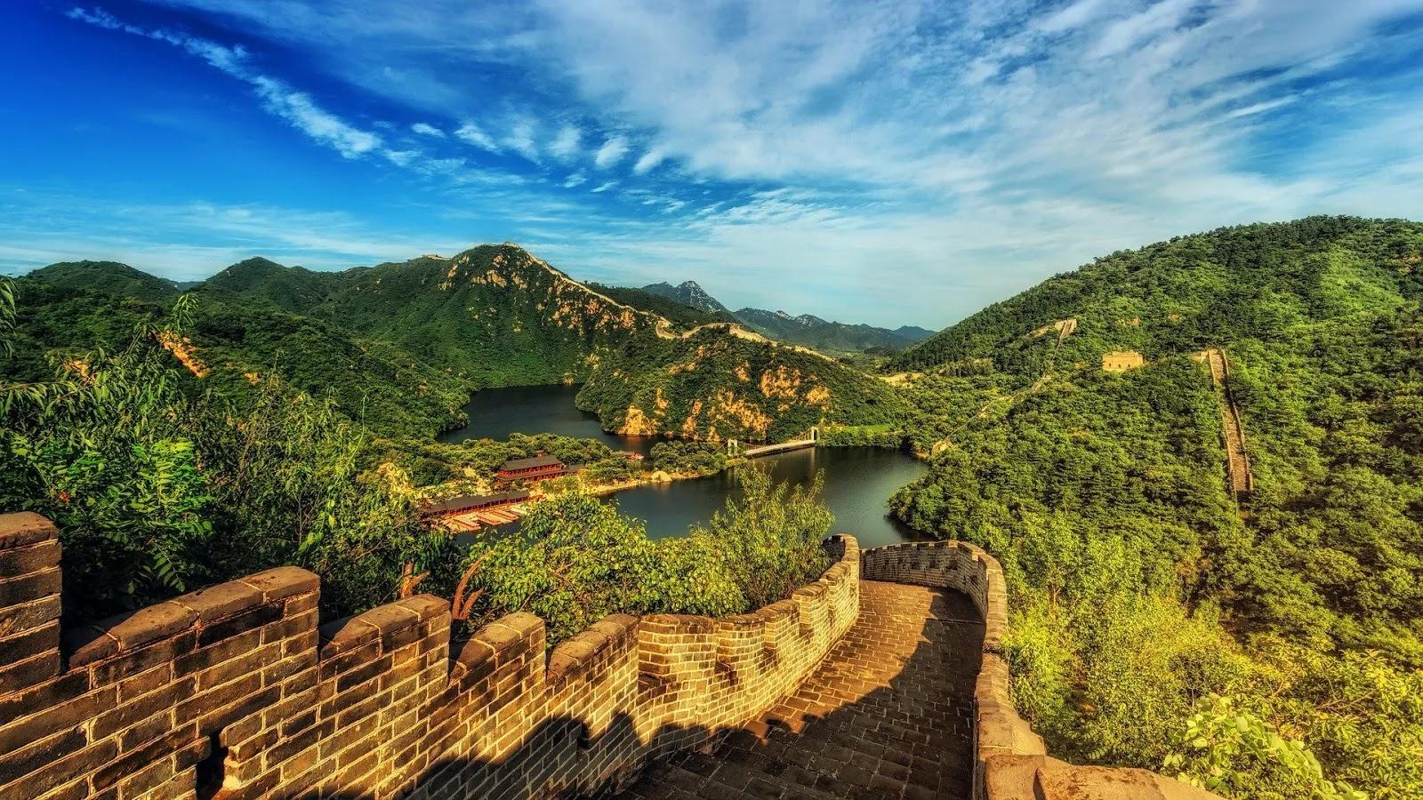 أجمل خلفية لصور الصين العظيم