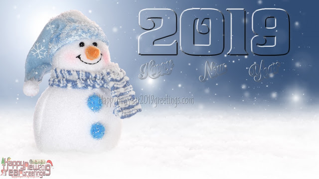 2019 New Year 3D HD Images Download For Desktop