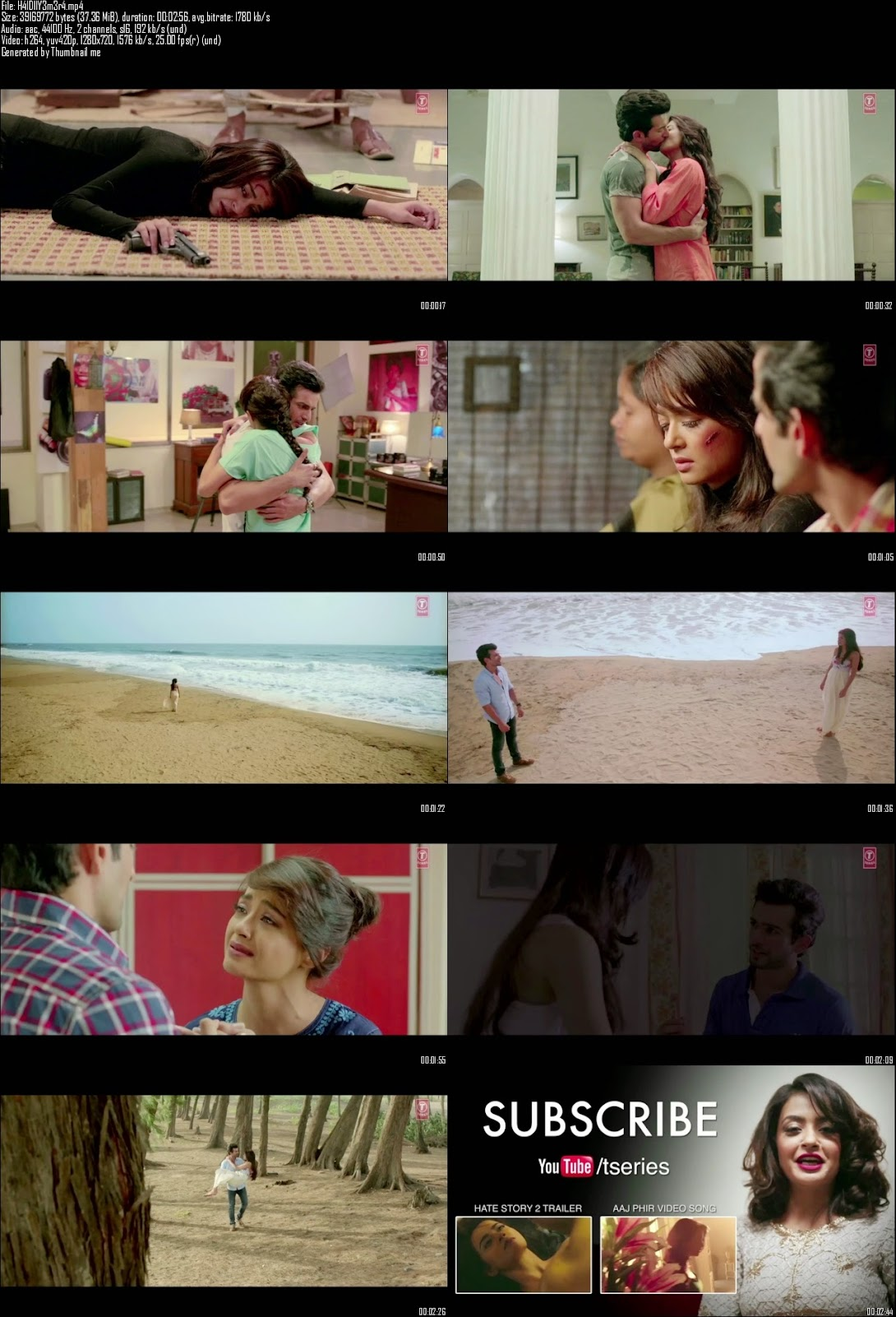 Mediafire Resumable Download Link For Video Song Hai Dil Ye Mera - Hate Story 2 (2014)